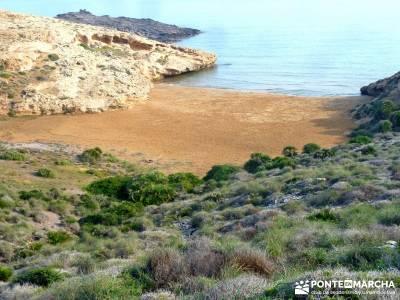 Calblanque y Calnegre - Cabo Tiñoso; cultura viajes; viaje invierno;viajes en mayo